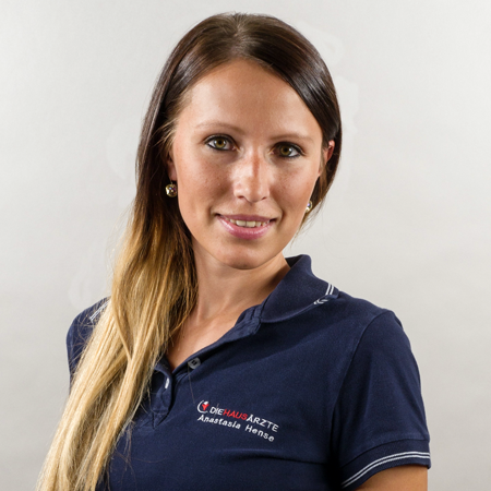 Anastasia Hense - Medizinische Fachangestellte