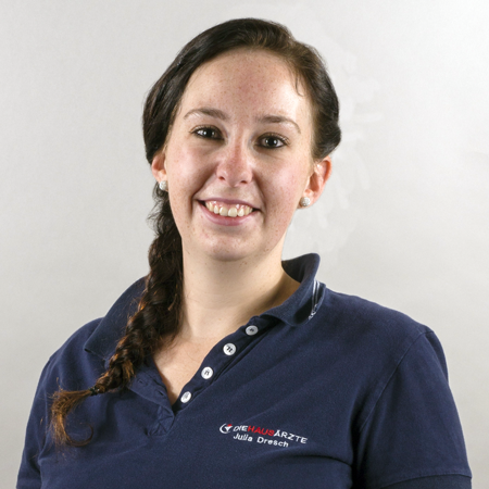 Julia Dresch - Medizinische Fachangestellte / Versorgungsassistentin (Verah)