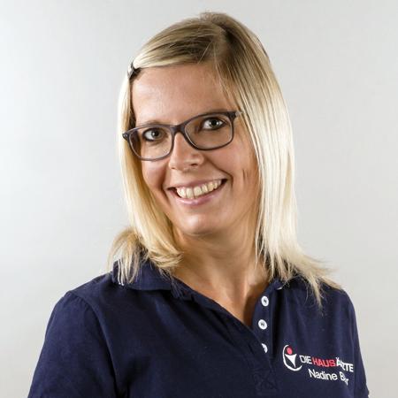 Nadine Bähr - Medizinische Fachangestellte