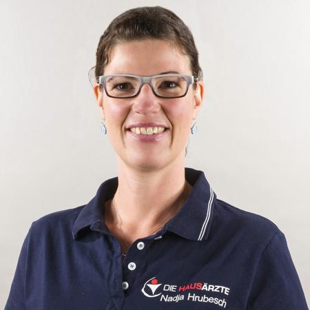 Nadja Hrubesch - Medizinische Fachangestellte / Gesundheits- u. Krankenpflegerin