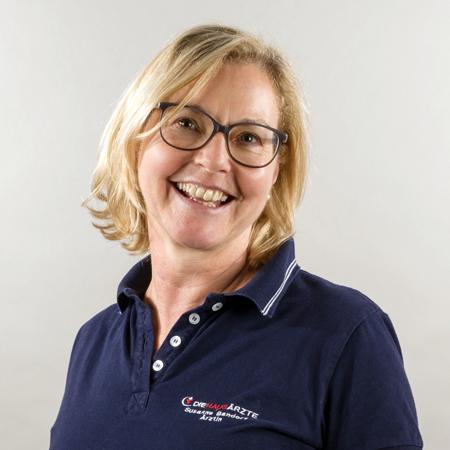 Susanne Banndorf - Fachärztin für Allgemeinmedizin & innere Chirurgie