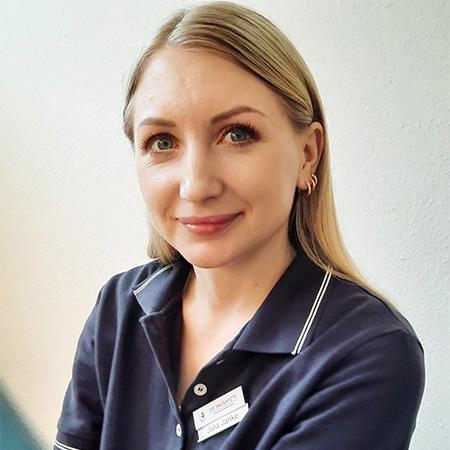 Julia Janke - Medizinische Fachangestellte